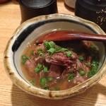 煮炊きや おわん - 牛スジ煮込み