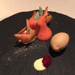 ロワゾー・パー・マツナガ - いちごのデザート