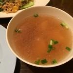 34227042 - 卵豆腐野菜のスープ