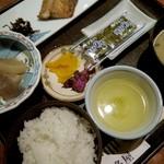 Ikesuhakataya - 朝食