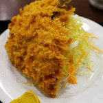 巣鴨ときわ食堂 - 料理写真:アジフライ