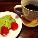 宮城の味 じもとCafe Emimasu - ランチデザート