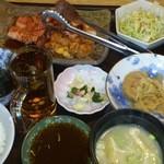 三四郎 - 焼肉ランチ ¥1,000税込み