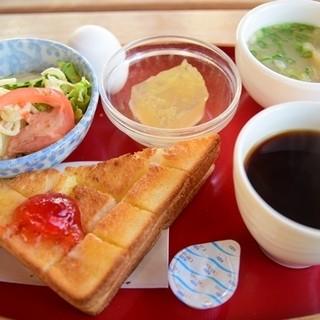 高園茶屋 - 料理写真:モーニング