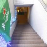34232375 - クロネコヤマトさんの地下です^^