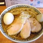 34235509 - 特製麺¥980 大盛¥70