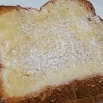 ボンマタン - 料理写真:ハチミツトースト