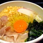 神楽坂 あい源 - あい源(中華麺)