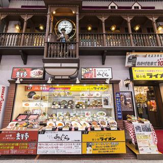 【入口】狸小路2丁目!店舗は4Fまでございます!