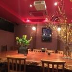 カフェ マメヒコ - 趣味のいい落ち着く内装