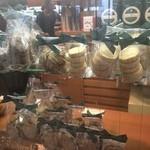 ラ・パレット - クッキーも売っています