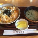 冨士見亭 - 江ノ島丼