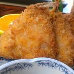 まるさん - 魚フライ…1,080円