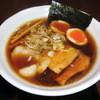 たまり屋 - 料理写真:たまり醤油ラーメン