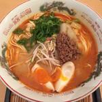 道元 - 味噌タンタン麺♪(´ε` )