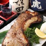 完全個室・夜景一望・美食×肉プレート 七色 - 本日のカマ焼きグリル:980円