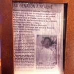 34252170 - ボーヌの2ツ星レストラン【ル・ベナトン】で修業。