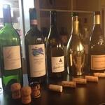 和醸良酒 - 豊富なワイン
