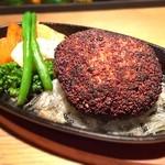 EDEN - 佐賀県産100%和牛ハンバーグステーキ(200g)