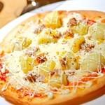 EDEN - ジャーマンポテトピザ ¥1050