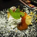坐・和民 - チーズケーキ(?)