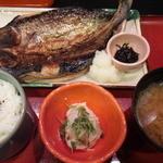 34253997 - (お昼の定食)にしん焼き