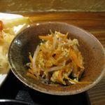 Yuimarushokudousangenchayaten - 小鉢 にんじんしりしり