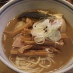 こうかいぼう - 味玉メンマラーメン(15-01)\900