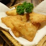 ふれ愛軽井沢 - 2013年7月 チーとろフライ630円 とろ~っとチーズ♪