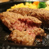 グリル アラベル - 料理写真:黒毛和牛ハンバーグ160g追加50g