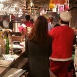 窯焼きビストロ 博多 NUKU NUKU - クリスマスパーティーも盛り上げます!