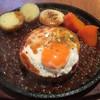 まーさんハンバーグ - 料理写真:目玉焼きハンバーグ