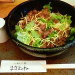 3426726 - 牛しぐれうどん(800円)
