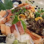 味楽 ゆめり - 料理写真:お刺身盛り合わせ一例