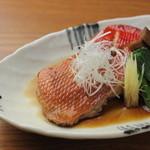 お魚ダイニング三好 - 金目鯛の煮付け