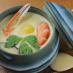 お魚ダイニング三好 - 海鮮茶碗蒸し