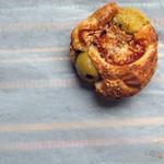 ジャンティーユ - ドライトマトとオリーブのプチフール