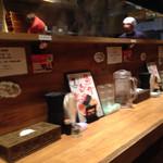 麺と心 7 - カウンタ〜( ´ ▽、 ` )ノ