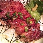 ふらんす亭 - ステーキ丼