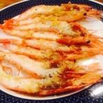 エマノン - 生海老のオーブン焼き