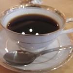 ロ・ロール - ドリンク写真:ホットコーヒー