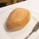 ジャマン - パン 温かくて外はパリッと中は柔らかく美味しい☆♪