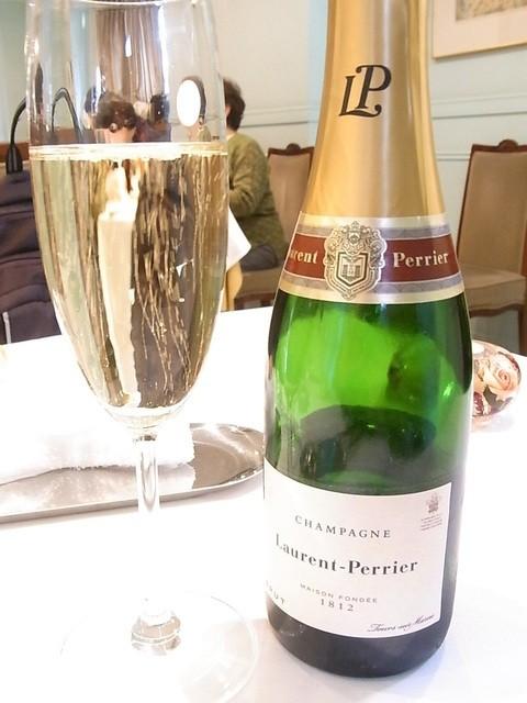 ジャマン - ローランペリエ シャンパン \1500☆♪