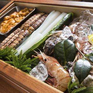 寿司屋は「鮮度が命」!ネタに込められた思いを形にします!