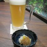 粋鮮 - 「御殿場高原ビール  ヴァイツェン」は、 ¥580