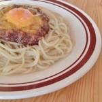 OMISE - ミトスパ・卵黄トッピング