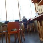 喫茶ボルヤン - 内観