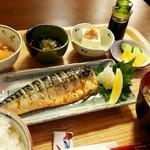 リゾム - 塩サバ定食屋