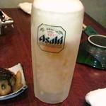 甲州屋 - 生ビール!