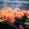 とりの座 - 料理写真:炭火焼